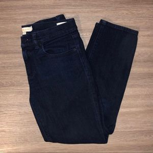Tory Burch Cropped Skinny Jeans Size 27